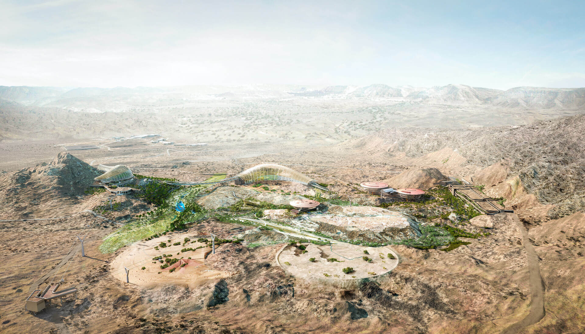 حديقة عمان النباتية